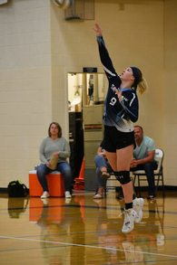 Shelby Squires's Women's Volleyball Recruiting Profile