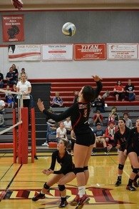 Morgan Woodle's Women's Volleyball Recruiting Profile