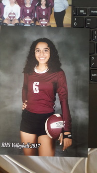 Tahleah Herron's Women's Volleyball Recruiting Profile