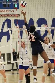 Victoria Barrett's Women's Volleyball Recruiting Profile