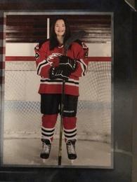 Hannah Houle's Women's Ice Hockey Recruiting Profile