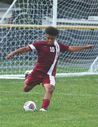 Mekhi Franklin's Men's Soccer Recruiting Profile