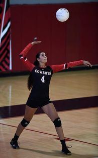 Saige Monteiro's Women's Volleyball Recruiting Profile