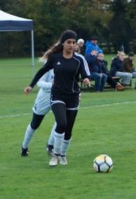 Hoda Shehata's Women's Soccer Recruiting Profile