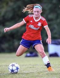 Kate Blankenship's Women's Soccer Recruiting Profile