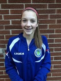 Allison Kallberg's Women's Soccer Recruiting Profile