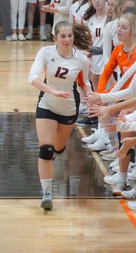 Kaia Schluchter's Women's Volleyball Recruiting Profile