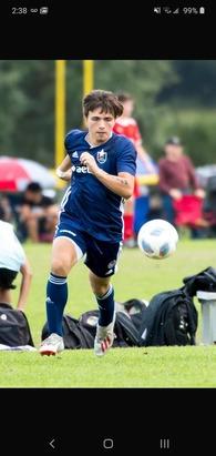 Reynaldo Molina's Men's Soccer Recruiting Profile