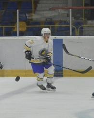 Nickolas Friedenberg's Men's Ice Hockey Recruiting Profile
