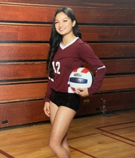 Caytlin Capulong's Women's Volleyball Recruiting Profile