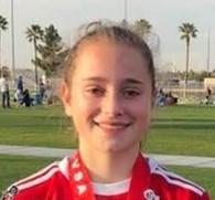 Jordan Currier's Women's Soccer Recruiting Profile
