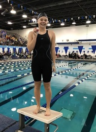 Mary Kate Gannon's Women's Swimming Recruiting Profile