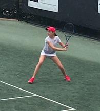 Jasmine Williams's Women's Tennis Recruiting Profile