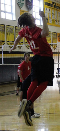 Noah Taylor's Men's Volleyball Recruiting Profile
