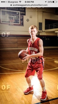 Trent Taylor's Men's Basketball Recruiting Profile
