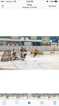 Kayla Kolpitcke's Women's Ice Hockey Recruiting Profile