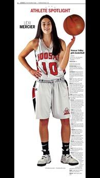 "Alexandria ""Lexi"" Mercier's Women's Basketball Recruiting Profile"