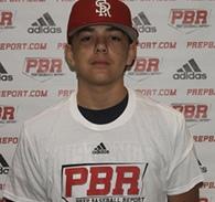 Anthony Mondt's Baseball Recruiting Profile