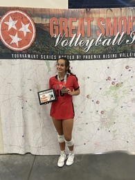 Emily Huntsman's Women's Volleyball Recruiting Profile