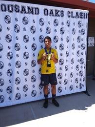 Alejandro Concepcion's Men's Soccer Recruiting Profile