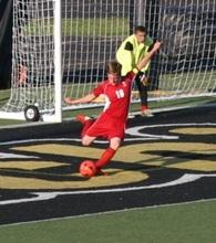 Aedan McDowell's Men's Soccer Recruiting Profile