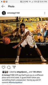 Darell Williams's Men's Basketball Recruiting Profile