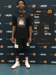 Tevin Taylor's Men's Basketball Recruiting Profile