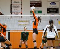 Ashleigh Wallin's Women's Volleyball Recruiting Profile