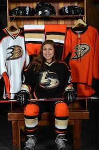 Samantha Rodriguez's Women's Ice Hockey Recruiting Profile