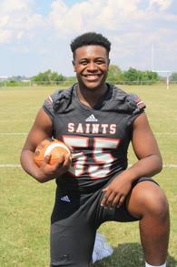 Keenan Howard Jr.'s Football Recruiting Profile