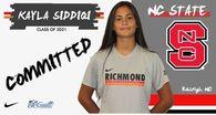 Kayla Siddiqi's Women's Soccer Recruiting Profile