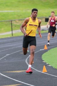 Donnell Carter's Men's Track Recruiting Profile