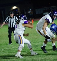 Zeth Nastal's Football Recruiting Profile