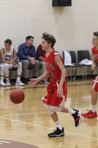 Isaac Faulkner's Men's Basketball Recruiting Profile