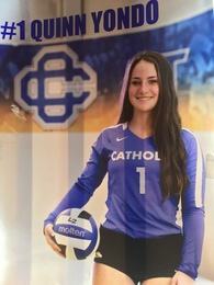 Quinn Yondo's Women's Volleyball Recruiting Profile