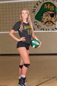 Caroline Brophy's Women's Volleyball Recruiting Profile