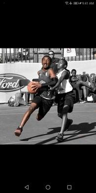 Jabez Jansen Mukandila's Men's Basketball Recruiting Profile