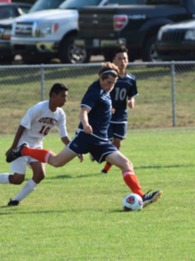 Diego Campos's Men's Soccer Recruiting Profile