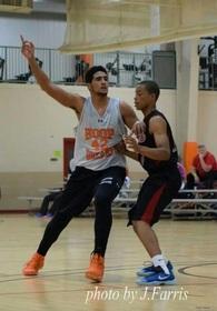 Trey Moses's Men's Basketball Recruiting Profile