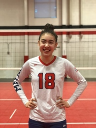 Makena Smith's Women's Volleyball Recruiting Profile