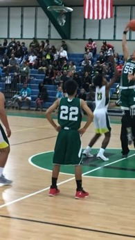 Stephen Agcaoili's Men's Basketball Recruiting Profile