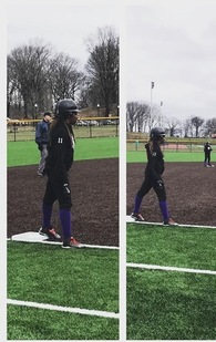 Aryanna Baytops's Softball Recruiting Profile