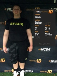 Jacob Staiger's Football Recruiting Profile
