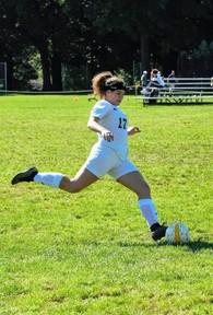 Julia Parfitt's Women's Soccer Recruiting Profile