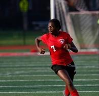 Ashlee Samuel's Women's Soccer Recruiting Profile
