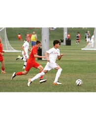 Santiago Hanks's Men's Soccer Recruiting Profile