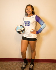 TeAhna Lawrence's Women's Volleyball Recruiting Profile