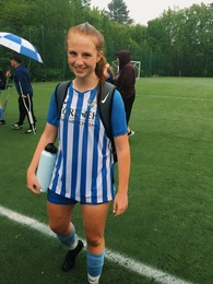 Elise Gillis's Women's Soccer Recruiting Profile