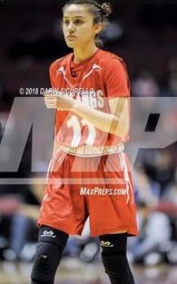 Briana Gillis's Women's Basketball Recruiting Profile