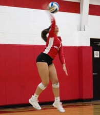 Natalie Nelson's Women's Volleyball Recruiting Profile